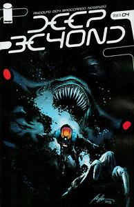 Deep Beyond Nr. 4 (2021), Variant Cover C Albuquerque, Neuware, new