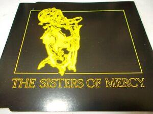 SISTERS OF MERCY - UNDER THE GUN - OZ 3 TRK CD SINGLE - GOTH - VERY CLEAN