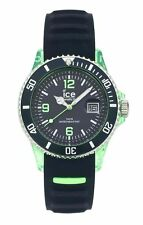 Ice Men's Navy and Green Silicone Strap Watch. From the Argos Shop on ebay