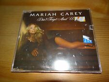 MARIAH CAREY : DON'T FORGET ABOUT US - SINGLE CD *BARGAIN*