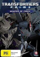Transformers - Prime - Weapons Of Choice : Season 2 : Vol 3