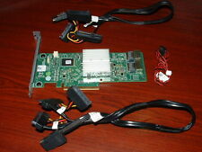 Dell Perc H310 8-Port 6Gb/s SAS RAID Controller with 4 Device Cable HV52W 0T3F4V