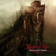 THOUGHTS OF RUIN Reclaim The Throne CD
