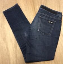 MARC JACOBS  Womens 28 Denim Blue Straight leg Stretch Jeans