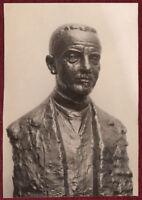 Original Photo 1930s Sculpture Mestrovic Yugoslavia