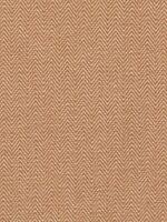 John Lewis Croft Collection Herringbone Furnishing Fabric, Auburn - 1.4  Metre