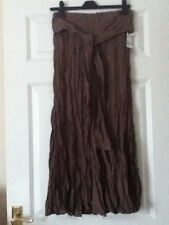 Brown boho/gypsy skirt - RRP 99.99, Size 6/8, BNWT