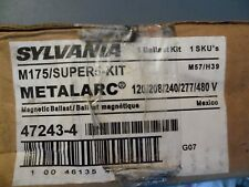 sylvania  M175 SUPER5-KIT  Metal Halide Magnetic Ballast 47243-4