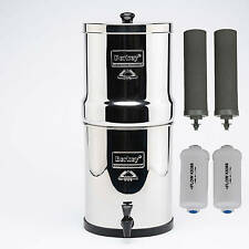 Imperial Berkey17 L Water Purifier + Fluoride-Free Ship Aust Wide From Melbourne