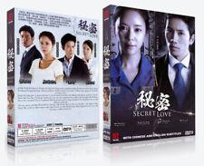 Secret Love Korean Drama DVD with Good English Subtitle