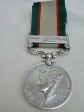 India General Service Medal With Clasp - 5884389 PTE.D.K THOMPSON.NORTH'N R.