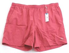 Southern Tide Resort Coral Brief Lined Swim Trunks Water Shorts Men's NWT