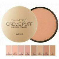 Max Factor Creme Puff Pressed Face Powder - Choose Shade