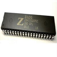 5pcs Z84C0020PEC  NMOS/CMOS Z80 CPU CENTRAL PROCESSING UNIT DIP-40