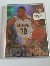 1995 Classic Spotlight #RS6 Damon Stoudamire : Arizona
