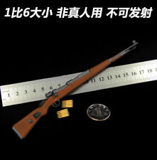 "Dragon 1:6 Scale Weapon Model WWII German New Type 98K Model For 12"" Figure Doll"