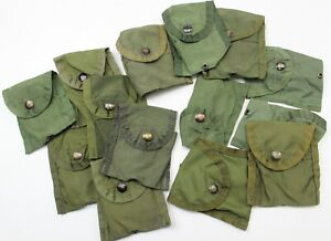 GENUINE US ARMY LC1 FIRST AID WEBBING POUCH