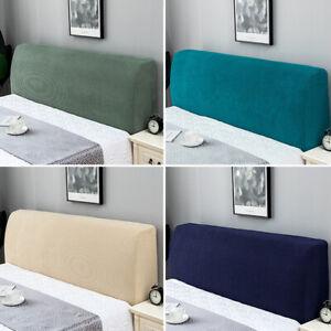 Headboard Cover Elastic Bed Head Dust Proof Bedding Bedspread Slipcover H.216