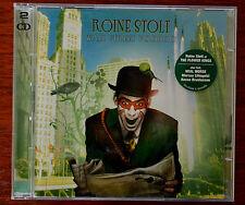 Roine Stolt – Wall Street Voodoo 2xCD Flower Kings, SPV 48682 DCD – Mint