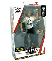 WWE Mattel Elite Action Figure Pat Patterson, Collectors Edition Chase