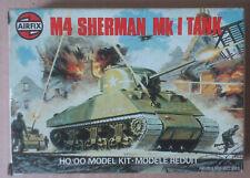 AIRFIX 61303  ***  M4 SHERMAN Mk I TANK ***  NEUF. MINT IN BOX.