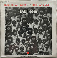 BADFINGER / COME AND GET IT / APPLE C-006-90916 (Apple 20) / FRANCE 1970
