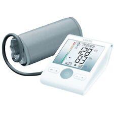 SANITAS SBM 22 Oberarm Blutdruckmessgerät Automatische Blutdruck und Pulsmessung