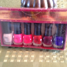Quo by Orly Mini Nail Polish Set Best of the Best Collection 6 Nail Lacquers