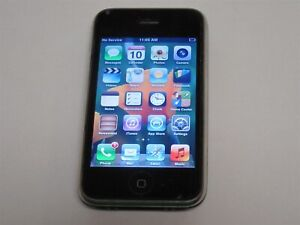 Apple iPhone 3GS A1303 16GB Black AT&T Wireless Smartphone/Cell Phone *Tested*