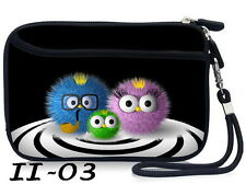 """GPS Case Cover Bag For 4.3"""" 5"""" TomTom Start 1 2, Start 10 20 25 40 45 50 52 55"""