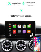 Wireless Apple Carplay Module Android auto For Mercedes Benz C CLASS W204