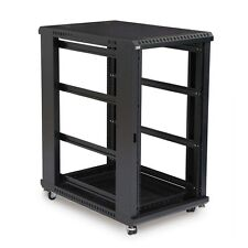 Kendall Howard 22U LINIER® Server Cabinet No Doors/No Side Panels 3170-3-001-22