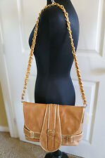 NEW Designer JJ Winters Classic Vintage Retired Leather Handbag Purse & Clutch