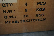 1 carboard removal box packing moving for book CD TV home cleaning 39X37X31CM