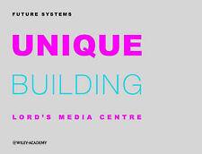 Unique Building - Lord's Media Centre: Future Systems (New Paperback)