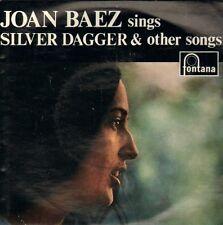 "JOAN BAEZ -  Sings Silver Dagger & Other Songs (1962 UK 7"" EP)"
