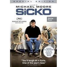 Sicko (Special Edition), Good DVD, Michael Moore, Tucker Albrizzi, Tony Benn, Ge