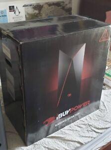 iBuypower WA563GT2 AMD FX-6300 3.8GHz  8GB RAM NVIDIA GT1030 2GB 1TB HDD Windows