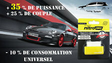 BOITIER ADDITIONNEL OBD2 CHIP PUCE ESSENCE VOKSWAGEN POLO V 1.4 1L4 85 CV