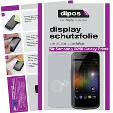 2x Samsung Galaxy Nexus i9250 Schutzfolie klar Displayschutzfolie Folie Display