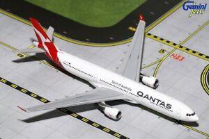 Qantas Airbus A330-300 Gemini Jets (1/400)