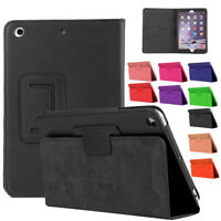 For Apple iPad (2nd 3rd 4th Generation) Leather Smart Stand Flip Cover Case