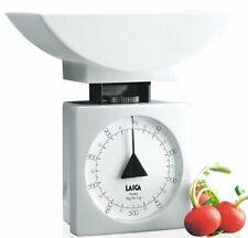 LAICA Küchenwaage Analog Waage Küche Kochwaage Wage K711 White