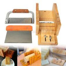 3Pcs Soap Mold Loaf Cutter Adjustable Wood & Beveler Planer Cutting 2 Tool Set