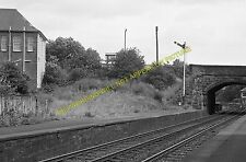 Blackford Hill Railway Station Photo. Newington - Morningside Road. Edinburgh (6