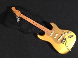 rare! Order Fender Japan ST57 AII GOLD / M MADE IN JAPAN No.090820 Made by Fuji