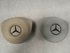 STEERING  STUUR LENKRAD AIRBAG MERCEDES AMG LETHER C-CLASS B-E CLASS A-CLASS E
