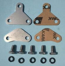 Toyota 22R Pickup Hilux 4Runner Carbureted EGR Block Plate Kit Blocker