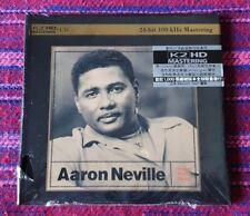 Aaron Neville ~ Warm Your Heart ( Serial number 611 ) ( K2CD Press ) Cd