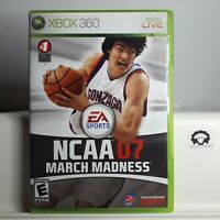 NCAA March Madness 07 (  XBOX 360  ) TESTED